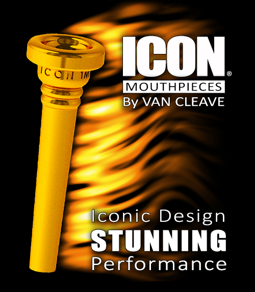 ICON  Trumpet Mouthpieces By Van Cleave