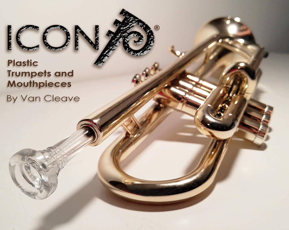 ICONp Trumpets and Mouthpieces